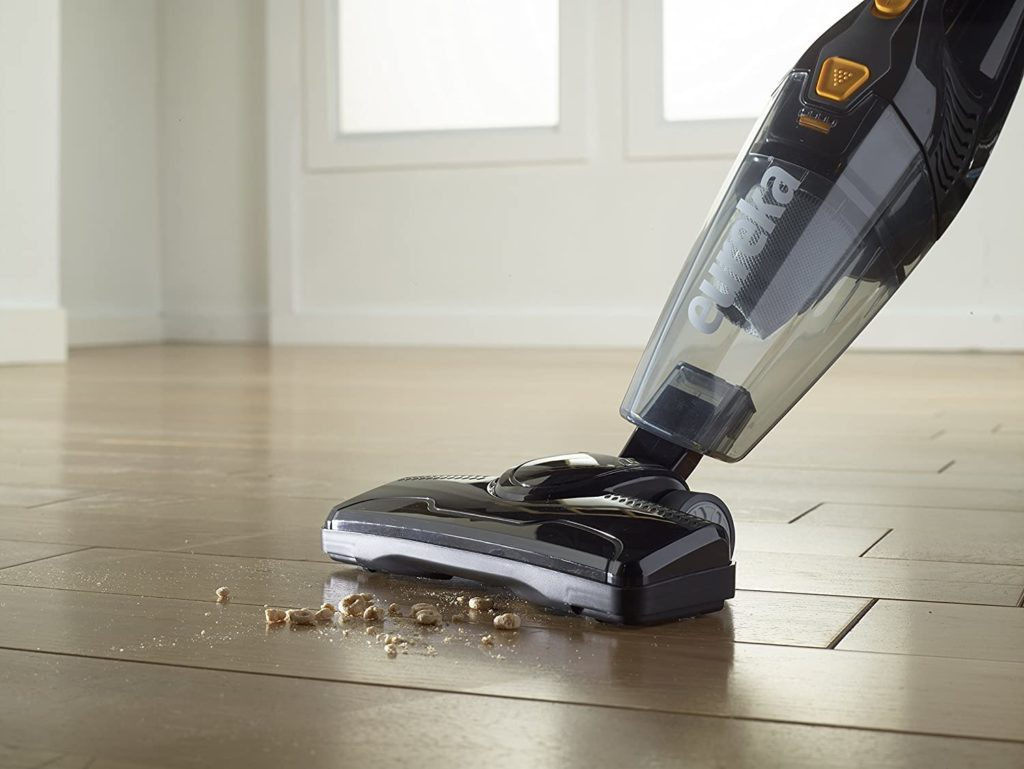 Eureka stick vacuum for hardwood floors