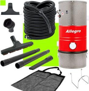 wall mount garage vacuum
