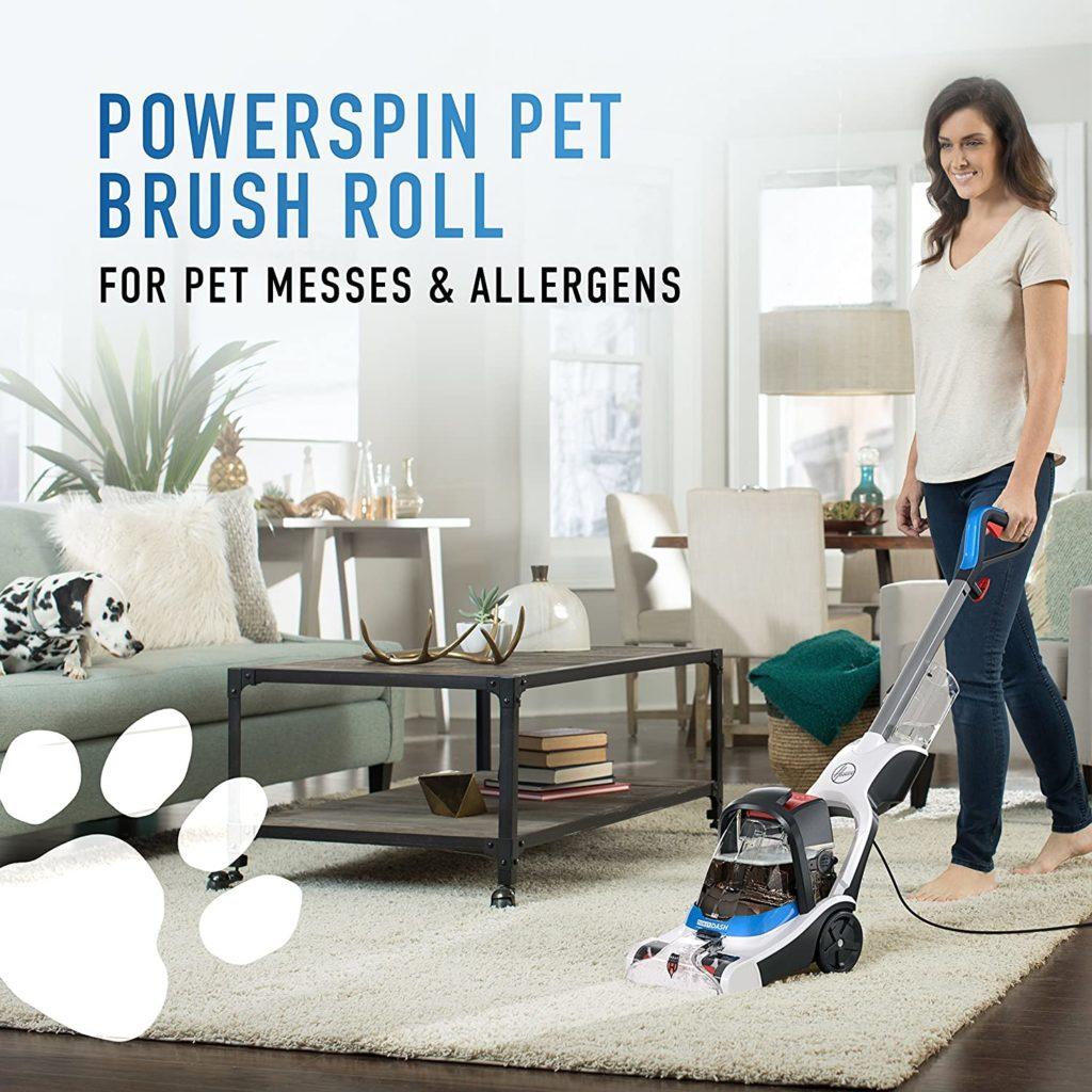 Best carpet shampooer cover 1