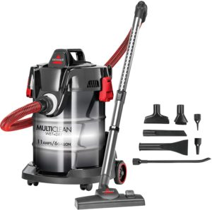 vacuum with water filter