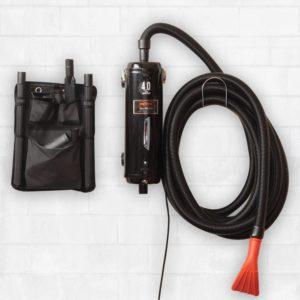 wall mount vacuum