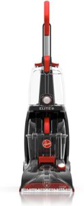Hoover Power Scrub Elite Pet Upright Carpet Cleaner and Shampooer, Lightweight Machine, FH50251PC