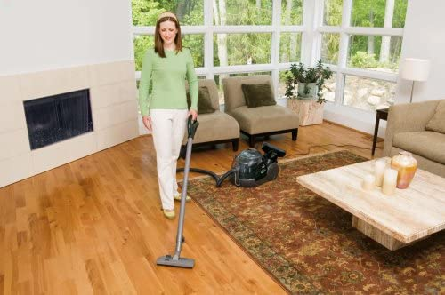 vacuum that cleans with water