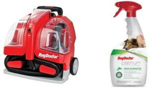 Rug Doctor Portable Spot Cleaner Machine