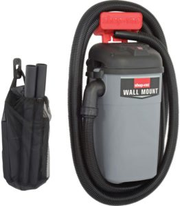 wall mount wet dry vac