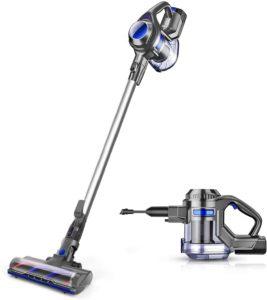 The 4-in1 Powerful MOOSOO Cordless Vacuum Cleaner