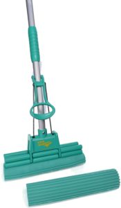 The Super Standard 11 Double Roller PVA Sponge Mop Set