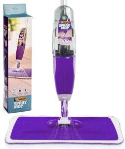 Best floor mop - Vorfreude Floor Mop with Integrated Spray