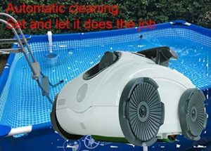 above ground pool vacuum cleaners
