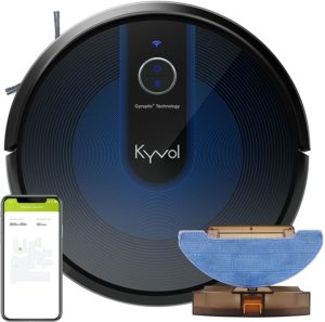 Best robot vacuum and mop for hardwood floors