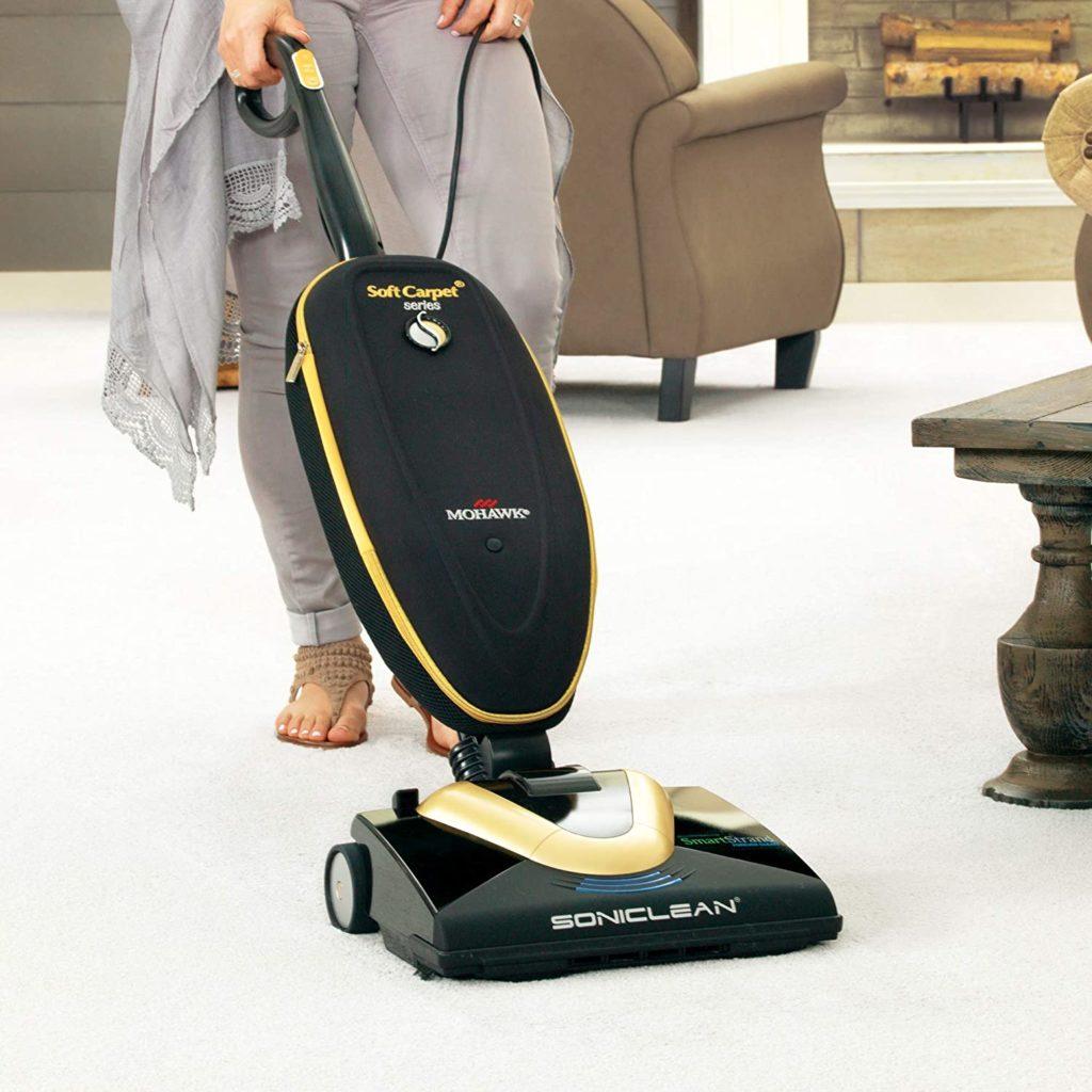 best vacuum for plush carpets