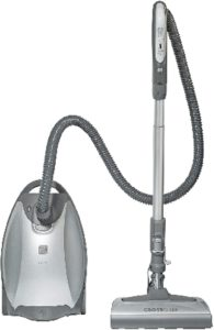 Best Kenmore canister vac