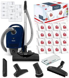 Miele Compact C2 Electro+ Canister HEPA Canister Vacuum Cleaner