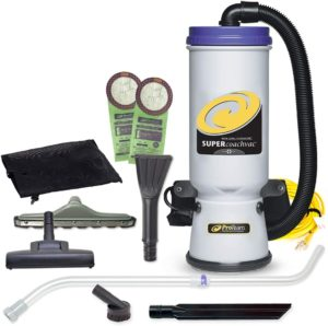 ProTeam best commercial vac review and comparisons