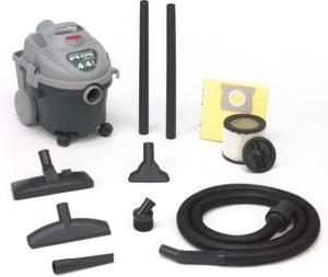 best vacuum for detailing cars