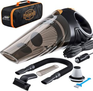 best vacuum for detailing car