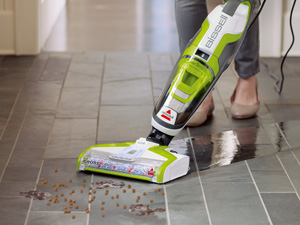 Bissell crosswave all in one wet dry vac and mop combo