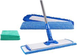 best mops for cleaning hardwood floors