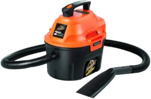 best small shop vacuum