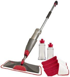 vinyl floor mop