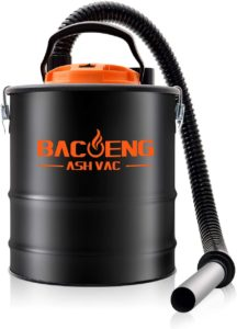 shop vac for ashes