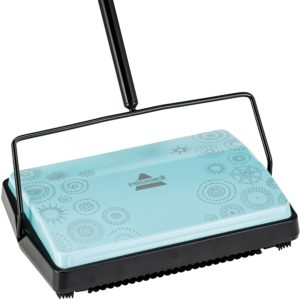 bissell manual sweeper