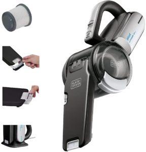 black decker vacuum