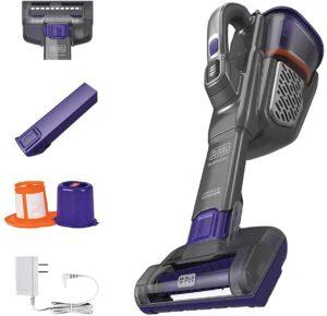 black and decker dustbuster advanced clean