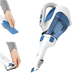 black and decker dustbuster filter