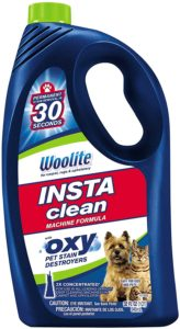 carpet cleaning solution for bissell