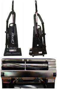 cirrus manual vacuum cleaner