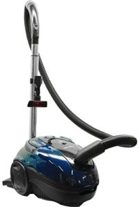Cirrus canister vacuum