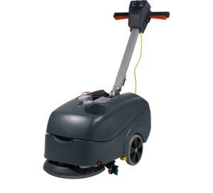 Electric Floor Scrubber