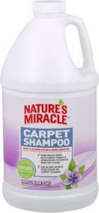 natures Carpet shampoo
