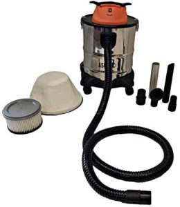 ash vac for pellet stove