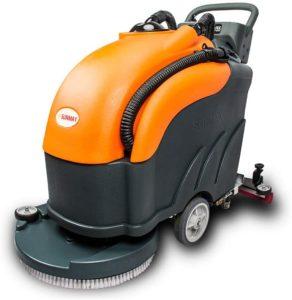 commercial floor cleaner machine
