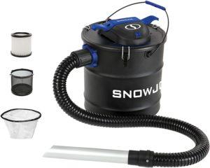 vacuum for pellet stove