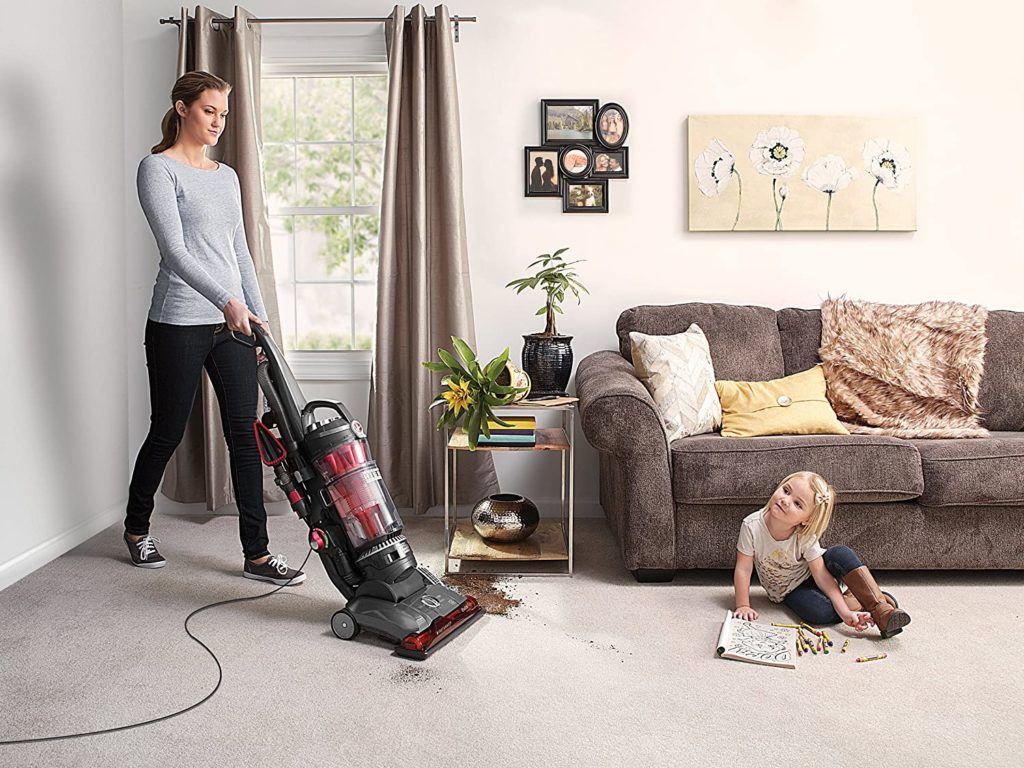 hoover sweepers