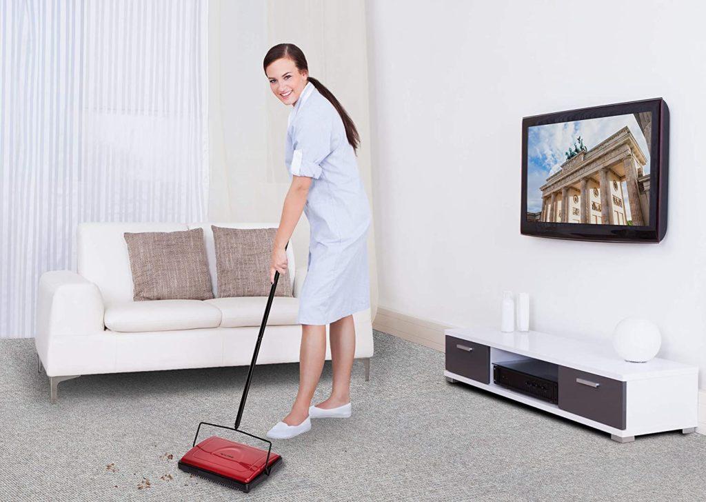 Sweeper Vacuum