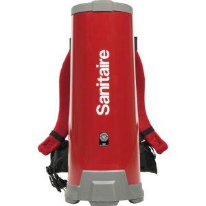 backpack vacuum industrial