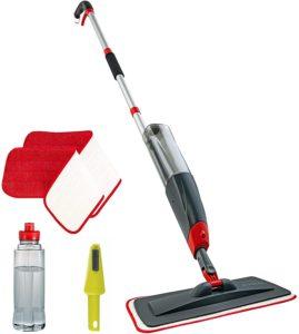 best refillable spray mop