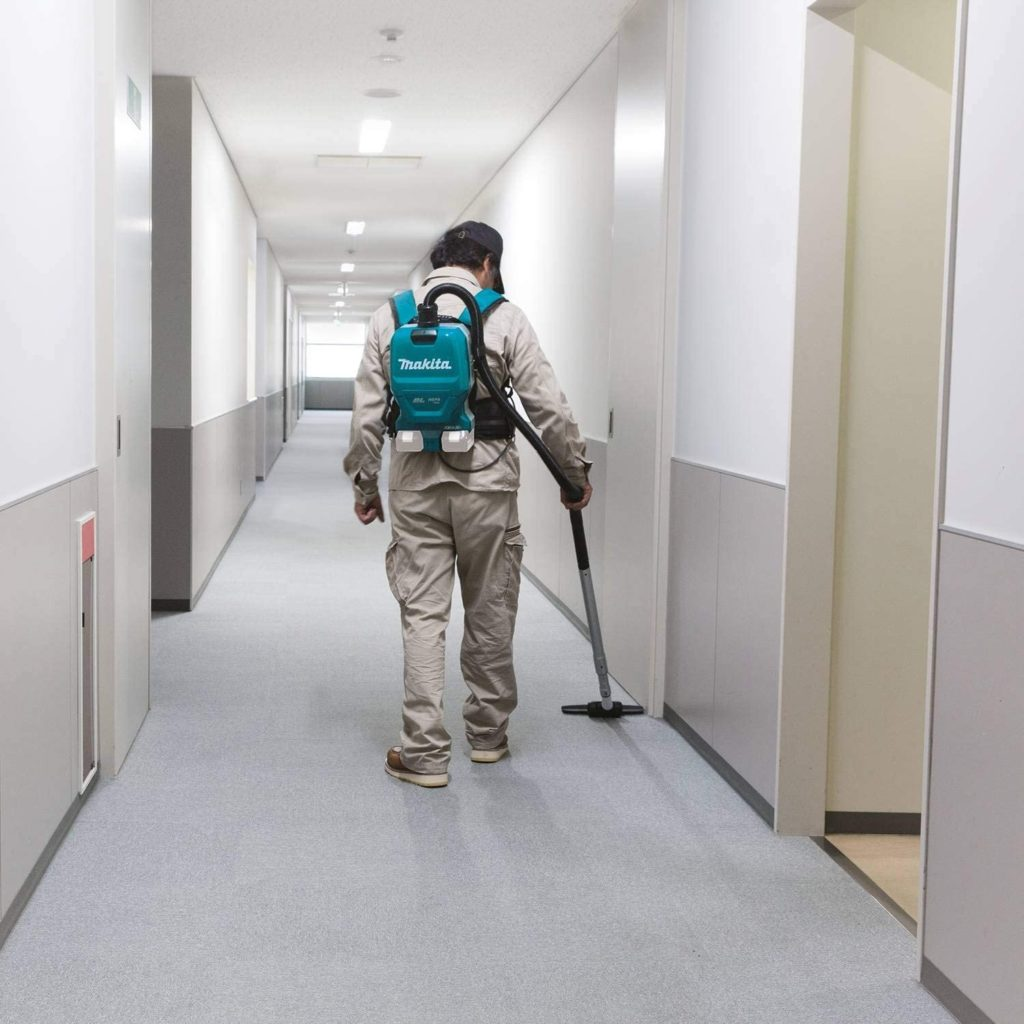 Commercial Backpack Vacuums