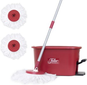 Fuller Brush Spin Mop Exclusive Bucket System