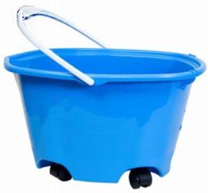 floor mop with bucket