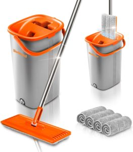 mop and bucket spinner