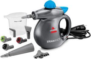 bissell steamer vacuum