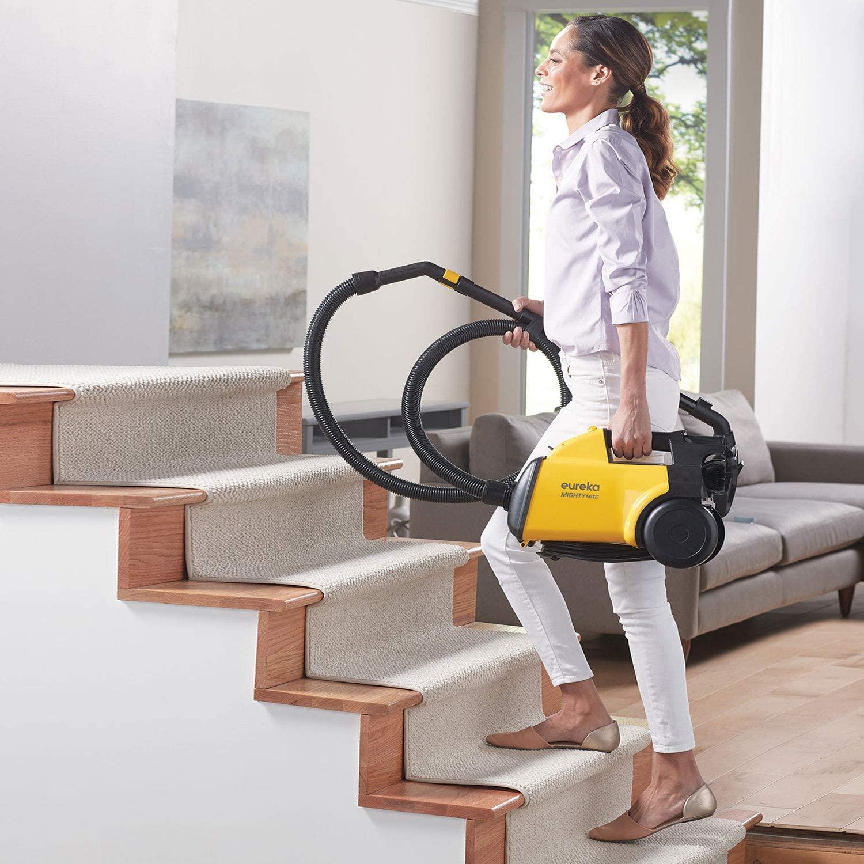 cordless bagged vacuum